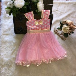 Other - NWT Minnie Mouse tutu dress